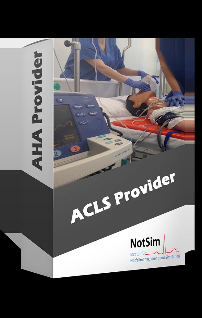 ACLS Provider Kurs