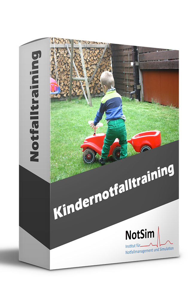 Kindernotfalltraining Kurs